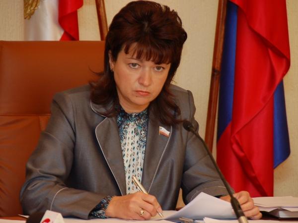 Марина Алешина, главный федеральный инспектор по Саратовской области. Фото Вера Салманова