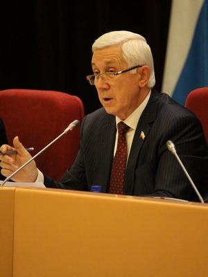 Владимир Капкаев сказал, что обращение будет рассмотрено на комиссии и результаты будут доложены на следующем заседании фракции