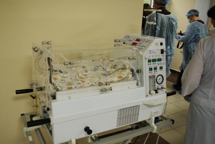 Областной перинатальный центр считается одним из самых оснащенных родильных домов региона