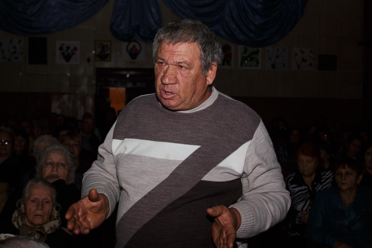 Аберясьев Яков Николаевич