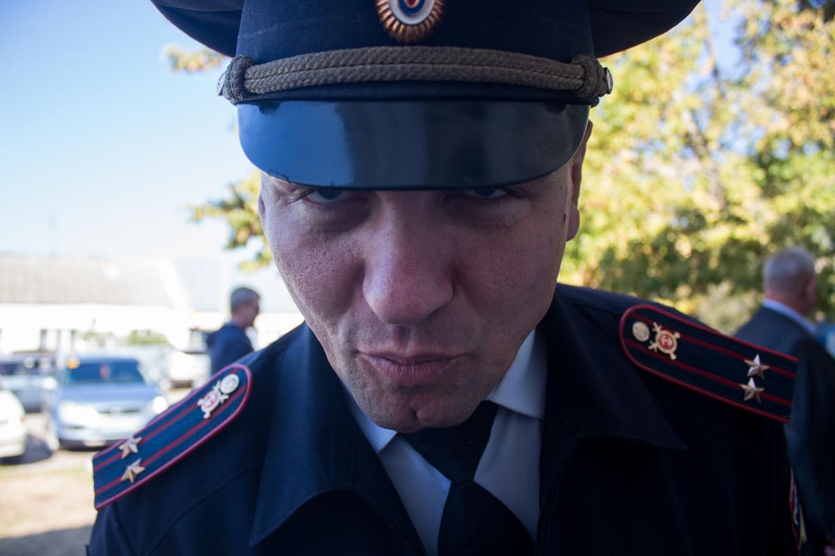 подполковник Пасечник