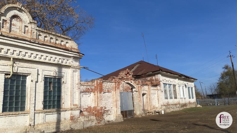 Бывшее имение и фабрика Готлиба Вольфа
