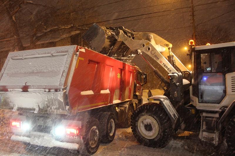 Саратов может лишиться снегоуборочной техники