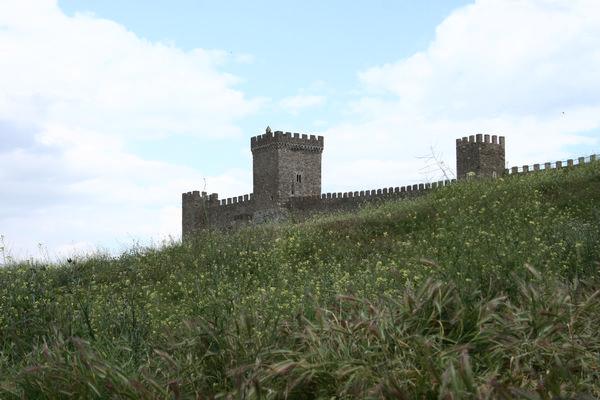 Судакская крепость. 2010 год