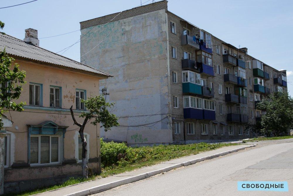 Поселок «Большевик». Фото Матвей Фляжников.