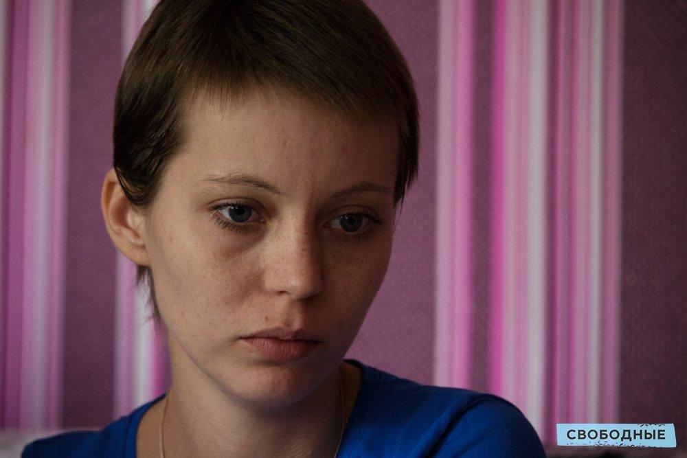 Анастасия. Фото Матвей Фляжников