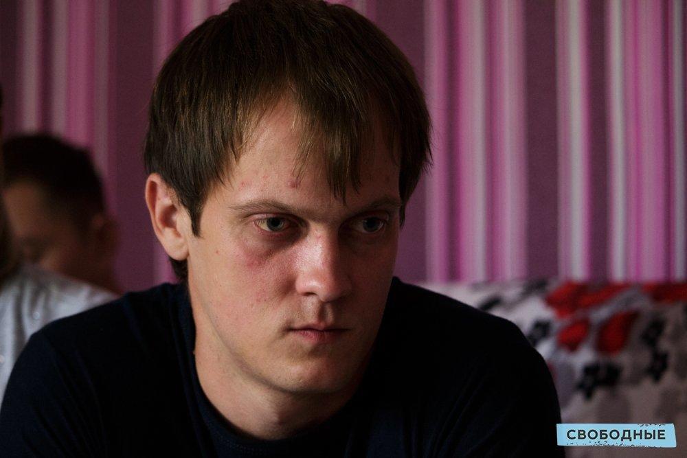 Антон. Фото Матвей Фляжников