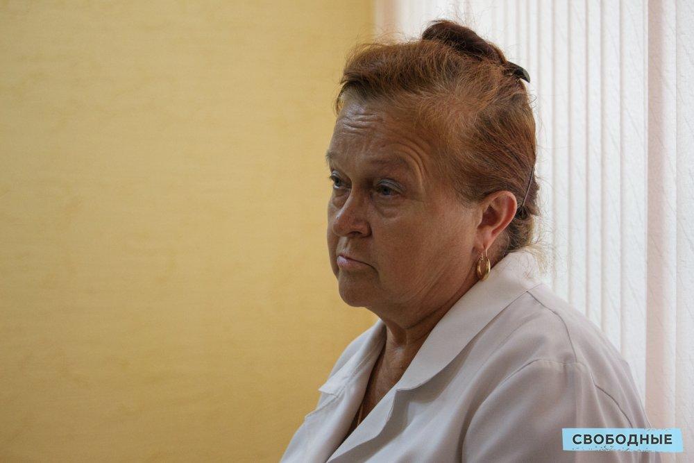 Тамара Исаева. Фото Матвей Фляжников