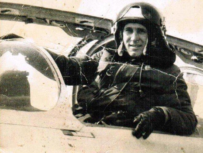 Александр Арндт, 1974 год. Фото из личного архива