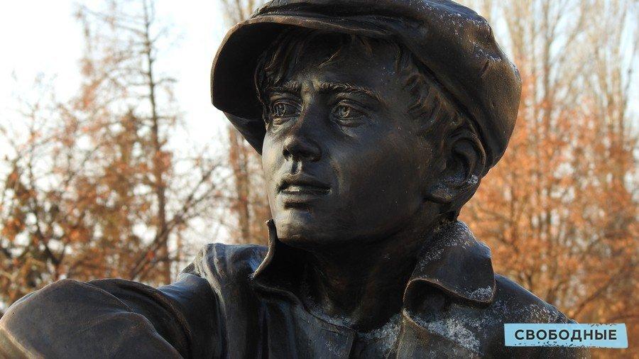 Памятник детям послевоенного времени в Саратове