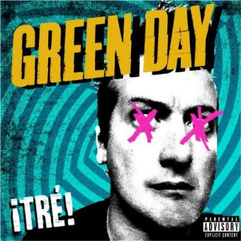 Green Day. Tre! 2012