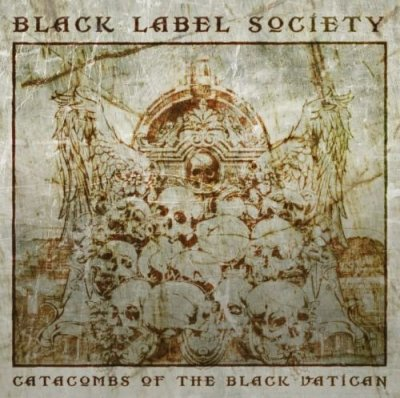 Black Label Society. Catacombs Of The Black Vatican, 2014