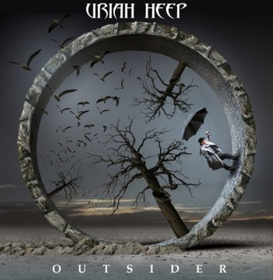 Uriah Heep / The Outsider, 2014
