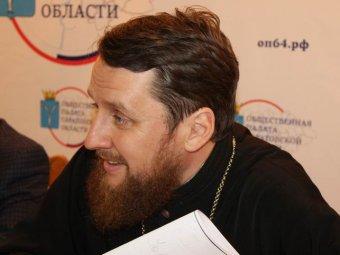 Епископ Саратовский и Вольский Лонгин переизбран членом Общественной палаты РФ
