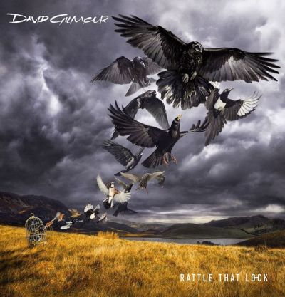 David Gilmour. Rattle That Lock, 2015