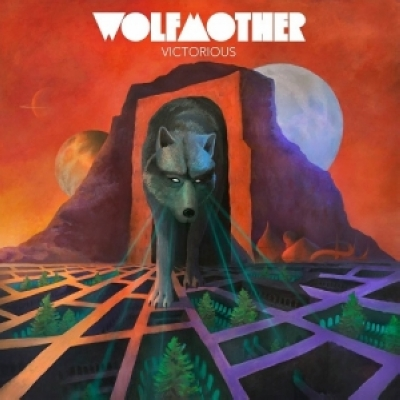Wolfmother. Victorious, 2016