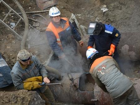 Из-за ночной трагедии 20 домов вСаратове остались без тепла