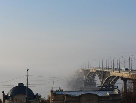 Вобласти прогнозируются туман ислабая метель