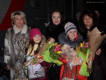 Победа на«Синей птице»: саратовцы отправятся вПариж иконцертный зал Чайковского