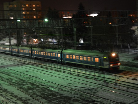 ВСаратове поезд разрезал мужчину надвое