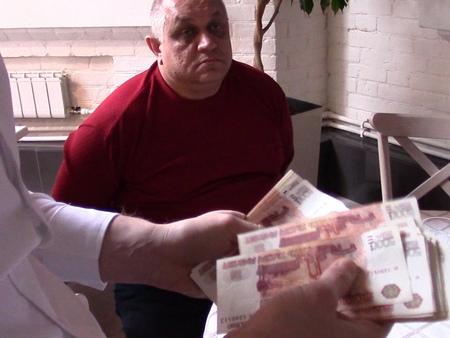 Дело овзятке для сотрудника саратовского УФСБ передано всуд