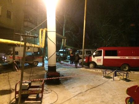 Наместе взрыва наМосковском шоссе начались восстановительные работы
