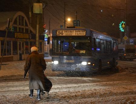 Западение пассажира шофёр автобуса остался без прав