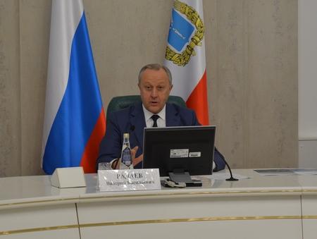 Губернатор Радаев призвал активнее развивать ипотечное кредитование