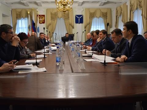 Думская комиссия утвердила Стратегию развития Саратова