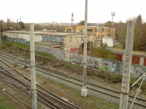 Курсирующие поПривЖД поезда иэлектрички 40 раз закидывали камнями