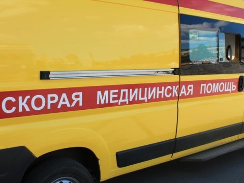 «УАЗ» столкнулся с«99-ой». умер шофёр