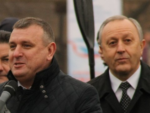 Дмитрий Лобанов покинул пост председателя Энгельсского райсобрания