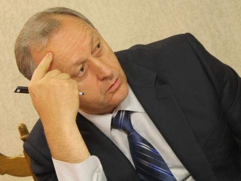 Губернатор планирует снять сдолжности руководителя регионального Фонда полноценного ремонта
