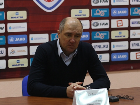 «Сокол» разгромил чемпиона Сочи вдень рождения основного тренера Вадима Хафизова