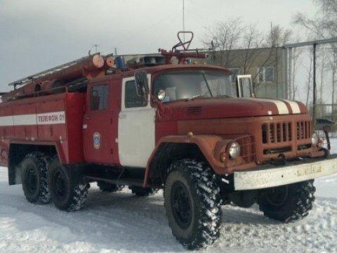 Под Саратовом угнали пожарную машину районной администрации