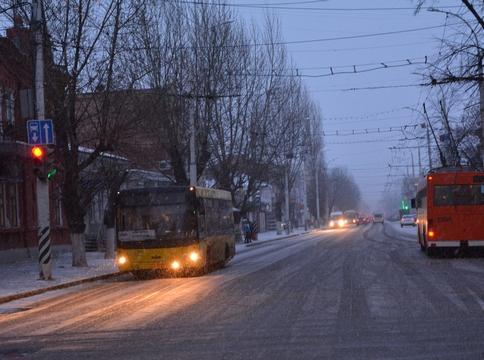 Администрация Саратова предупредила ометели иперебоях вработе транспорта