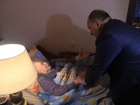 Владимир Шульдяков извинился перед пациенткой, ккоторой приехал катафалк