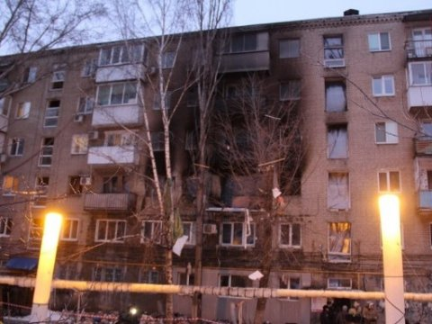 ВСаратове восстановили дом, где взорвался бытовой газ. Фото доипосле