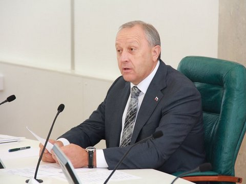 Валерий Радаев стал одним изсамых упоминаемых в социальных сетях губернаторов