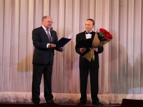 Медведев поздравил артиста Юрия Кочнева с75-летием