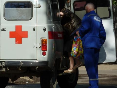 ВСаратовской области совершено 4-ое замесяц нападение нафельдшера «скорой»