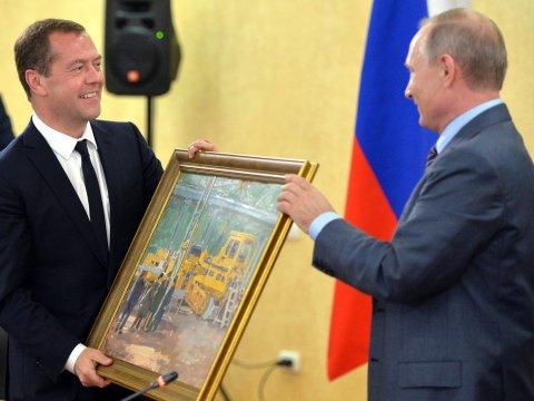 Фонд борьбы скоррупцией обнародовал  расследование онедвижимости Дмитрия Медведева