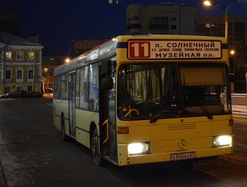Пассажирки пострадали при поездках вавтобусе итроллейбусе №11