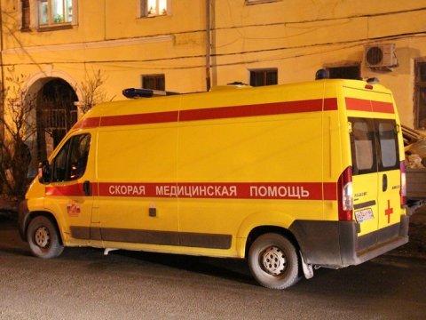 Напожаре вЕршовском районе погибли двое мужчин