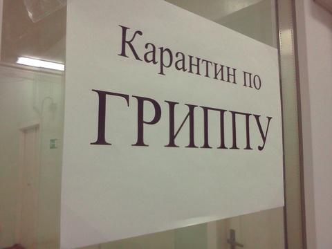 ВИркутской области 5 школ и57 детсадов закрыли из-за заболеваемости ОРВИ