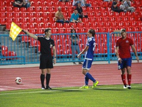 «Сокол» прошляпил победу вХабаровске из-за спорного пенальти