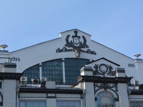 Приставы арестовали имуществоТД «Центральный» задолги перед энергетиками