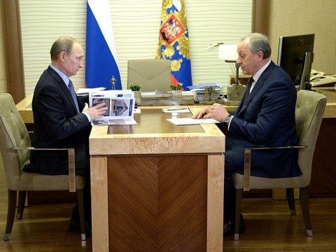 Олейник: Валерий Радаев умеет решать поставленные задачи