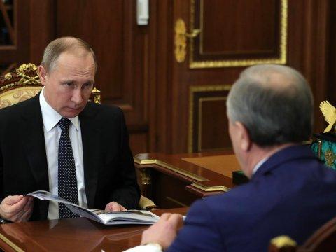 Путин назначил Радаева врио губернатора Саратовской области