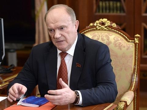Решение овоссоединении сРоссией дало возможность энергичному  развитию Крыма— Геннадий Зюганов